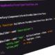 Una vista del código del FormBuilder de Symfony2