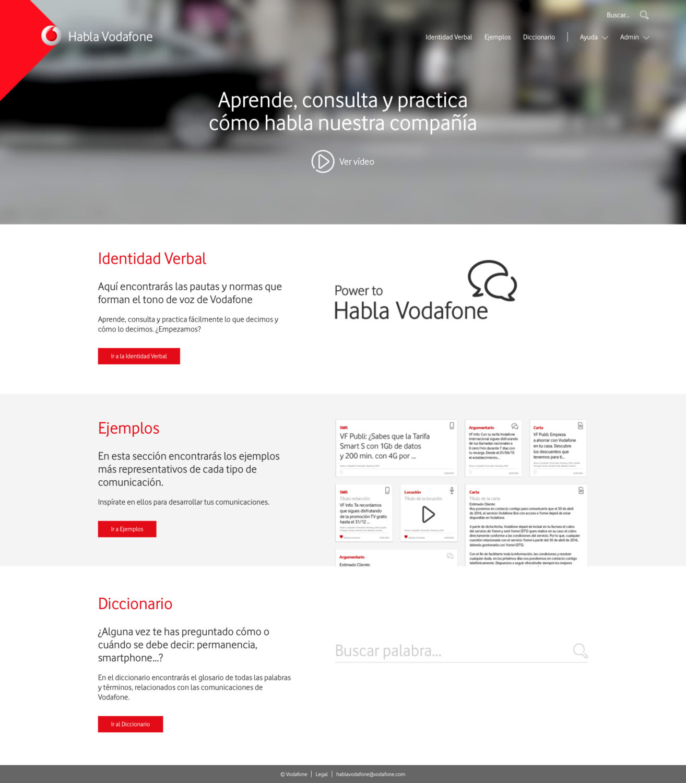 Home Habla Vodafone